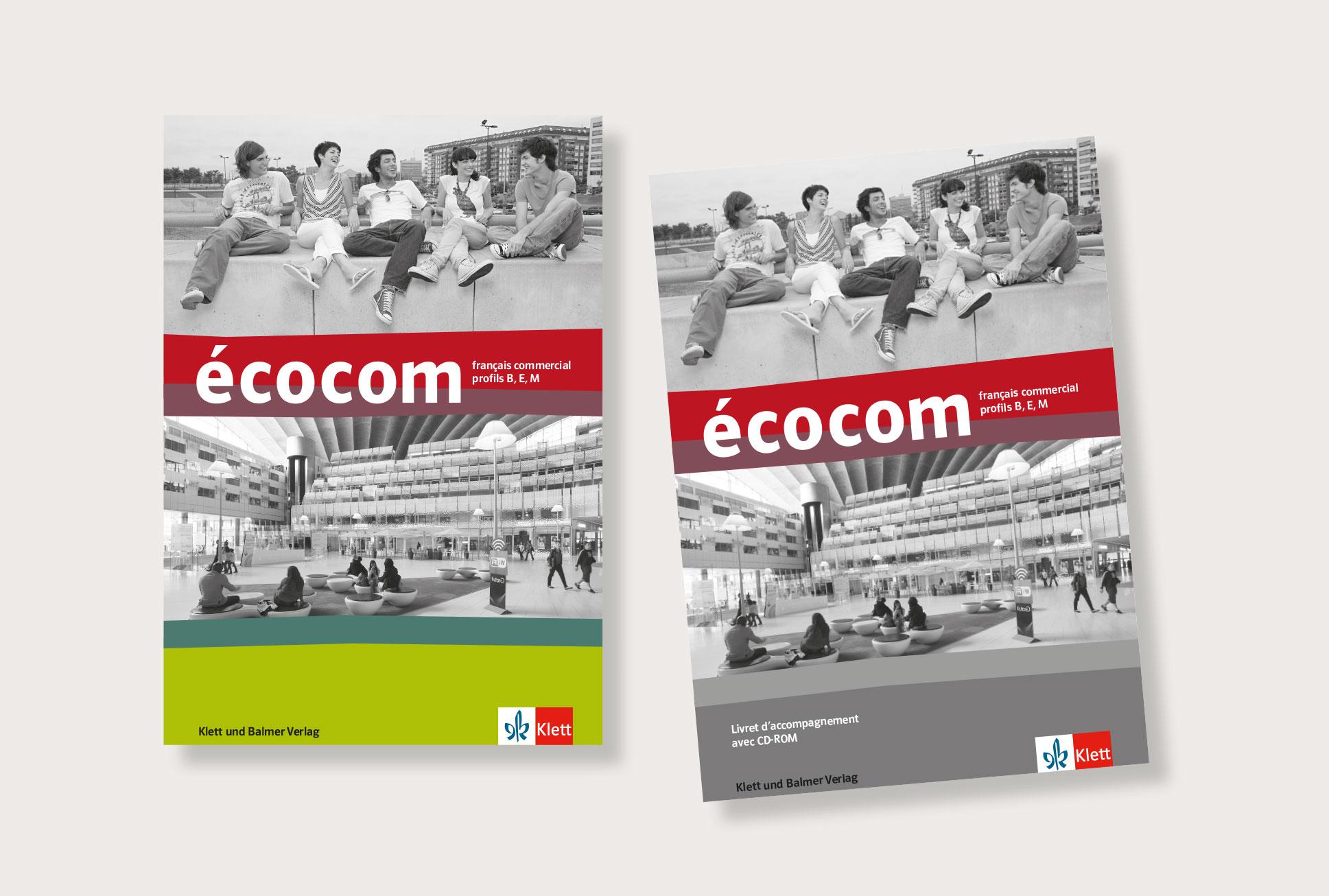Ecocom Umschlaggestaltung