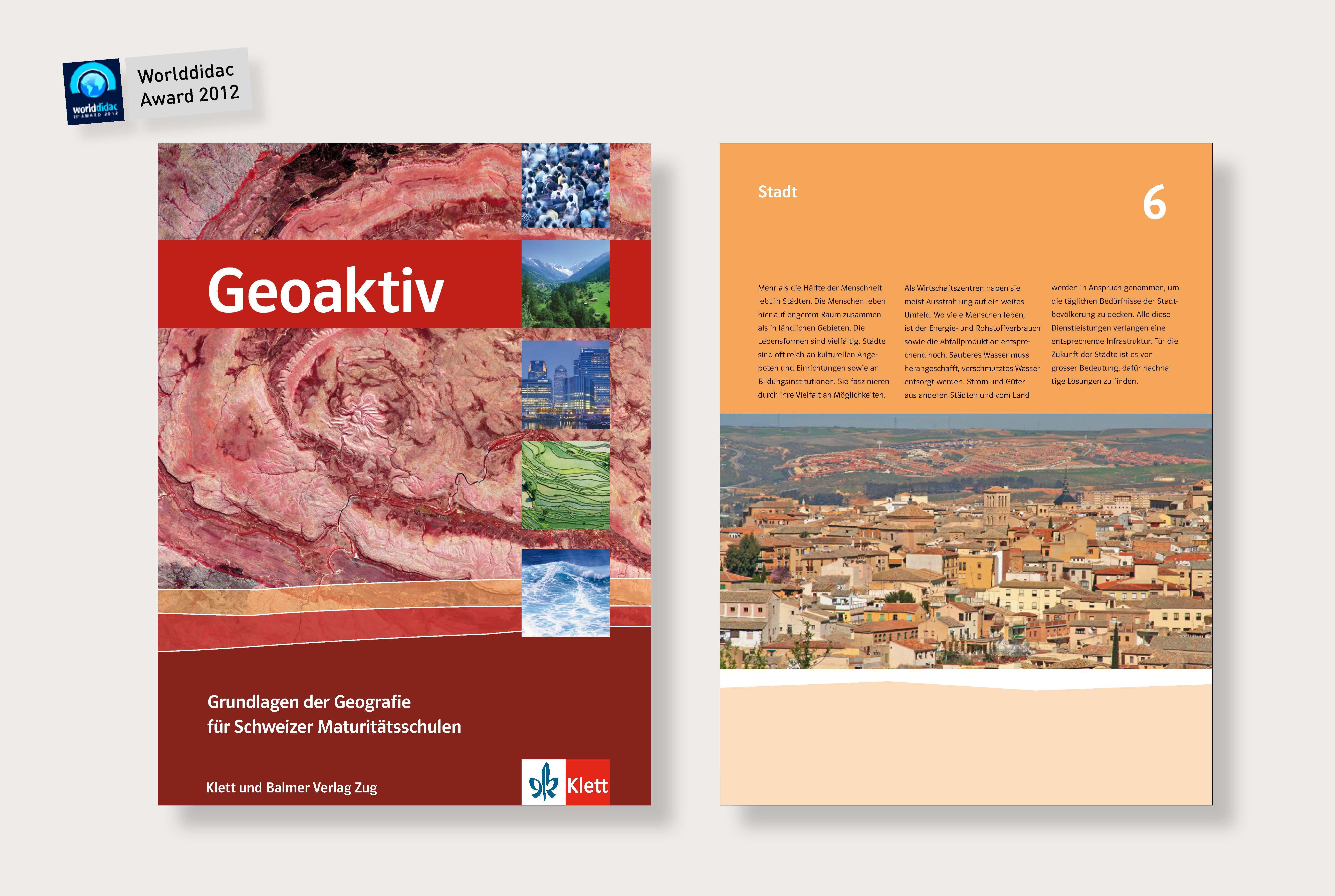 Geoaktiv Buch Klett & Balmer